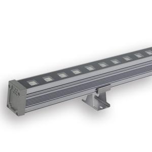 36W大功率LED洗墙灯结构防水