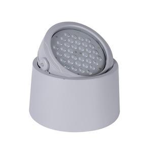 新款明装可调角度LED地埋灯36W