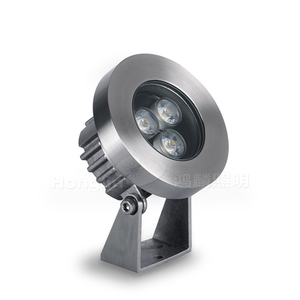 3W 大功率LED水底灯