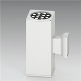 Double head LED Wall Lamp-Square cover 24W