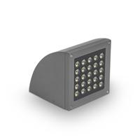 LED弧形壁灯