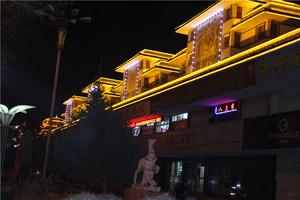 酒泉市肃州区点式楼亮化改造