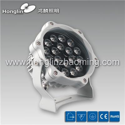 如何正确安装LED投光灯?