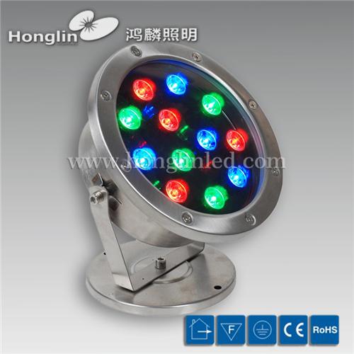 怎样准确安装LED水底灯具?