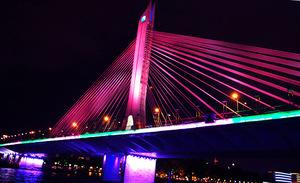 青海西宁马坊高架桥