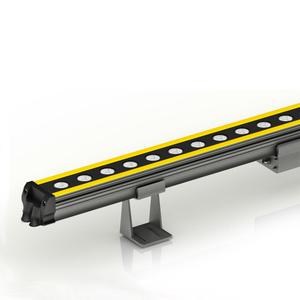 金色24W大功率LED洗墙灯