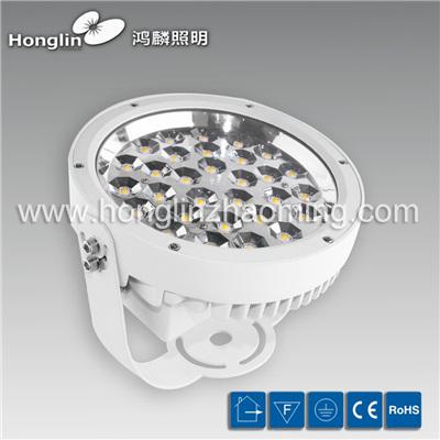 LED大功率投光灯具有什么样的制作工艺
