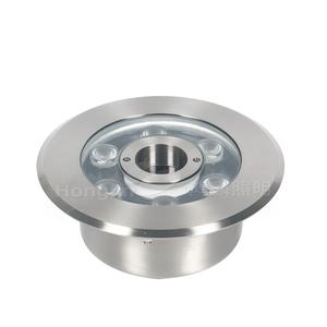 LED喷泉灯-6W 中孔水管安装