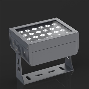LED performance floodlights